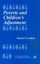Poverty and Children's Adjustment