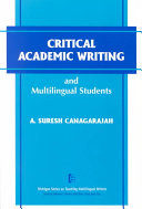 Critical Academic Writing and Multilingual Students
