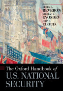 The Oxford Handbook of U.S. National Security Pdf/ePub eBook