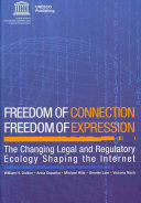 Freedom of Connection, Freedom of Expression