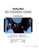 Reading about the Peregrine Falcon