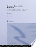 Iron Age Communities in Britain Book