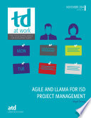 Agile and LLAMA for ISD Project Management
