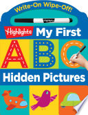 Write-On Wipe-off My First ABC Hidden Pictures