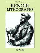 Renoir Lithographs