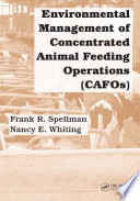 Environmental Management Of Concentrated Animal Feeding Operations Cafos