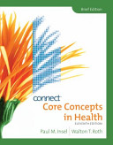 Core Concepts in Health, Brief with Connect Bind-in Card