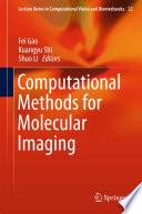 Computational Methods for Molecular Imaging