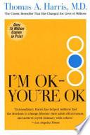 I'm OK–You're OK PDF