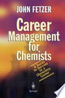 Career Management For Chemists Book PDF