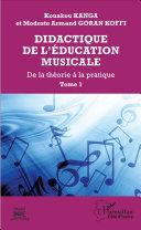 Didactique de l'éducation musicale