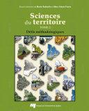 Pdf Sciences du territoire – Tome 2 Telecharger