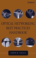 Optical Networking Best Practices Handbook [Pdf/ePub] eBook