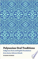 Polynesian Oral Traditions