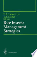 Rice Insects Management Strategies Book PDF