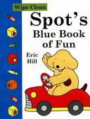 Spot s Blue Book of Fun Book