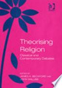 Theorising Religion