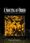 A Shouting of Orders