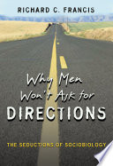 Why Men Won t Ask for Directions Book