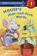 Mouse s Hide and seek Words