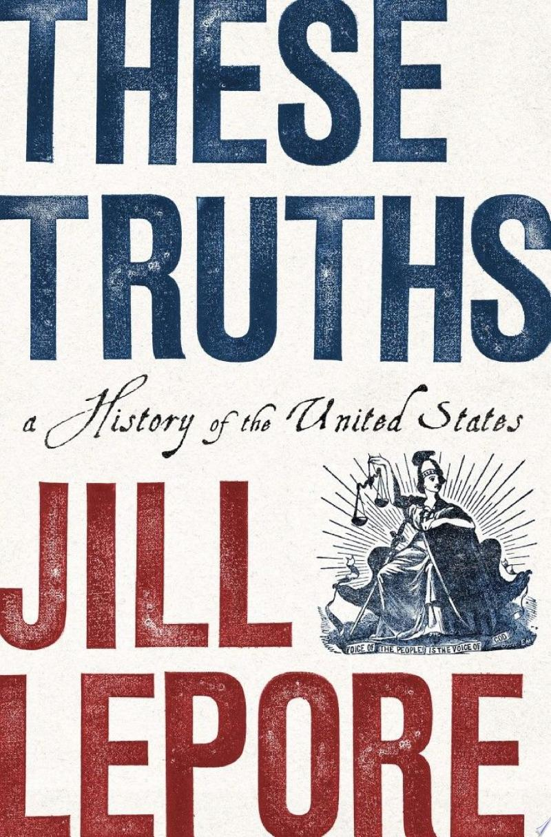 These Truths: A History of the United States banner backdrop
