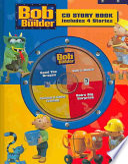 Bob the Builder CD Storybook Book
