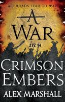 A War in Crimson Embers Pdf/ePub eBook