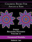 Coloring Books for Adults and Kids