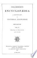 Chamber s Encyclopaedia