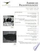 American Paleontologist  , Bände 16-17
