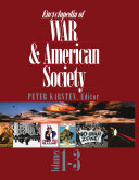 Encyclopedia of War and American Society