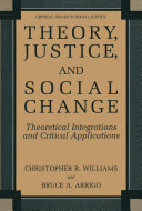 Theory  Justice  and Social Change