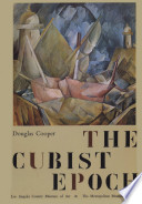 The Cubist Epoch