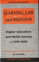 Learning  Law  and Religion
