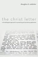 The Christ Letter Pdf/ePub eBook