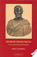 Roman Manliness