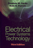 Electrical Power Systems Technology  Third Edition Book