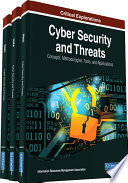Cyber Security And Threats Concepts Methodologies Tools And Applications