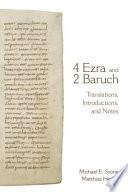 4 Ezra and 2 Baruch