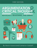 Argumentation And Critical Thought