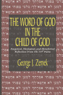 The Word of God in the Child of God