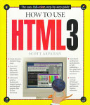 How to Use HTML3