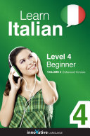 Learn Italian   Level 4  Beginner