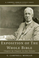 Exposition of The Whole Bible