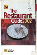 The Restaurant Guide 2002