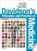 """Davidson's Principles and Practice of Medicine E-Book"" by Stuart H. Ralston, Ian D Penman, Mark W J Strachan, Richard Hobson"