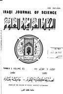 Iraqi Journal of Science