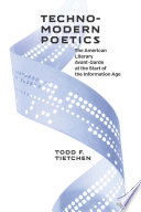 Technomodern Poetics