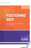 Fostering Grit