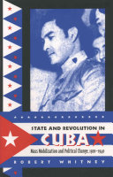 State and Revolution in Cuba Book